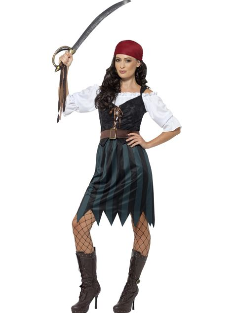 Top 8 Fancy Dress Costumes To Wear by Pirate Deckhand Costume 45491 Fancy Dress
