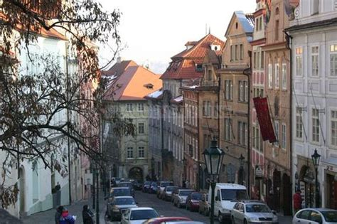 Interesting House Plans welcome to nerudova street prague city line