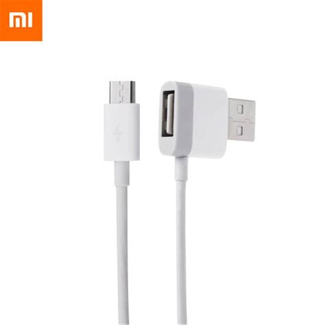 Kabel Data Multifungsi jual gadget kabel usb xiaomi bentuk l kabel data multifungsi dilengkapi port usb