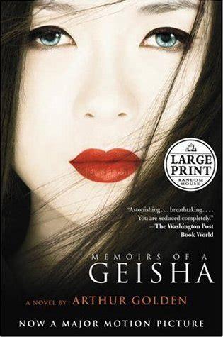 read book memoirs of a geisha arthur golden books