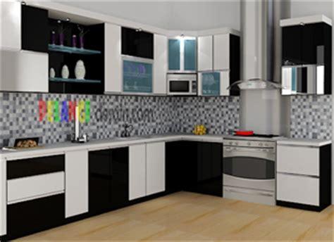 desain dapur kotor dan dapur bersih kitchenset pelangi desain interior pantry dapur bersih