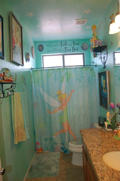 disneytinkerbell bathroom disney decorating www