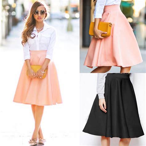 high quality casual fashion summer high waist
