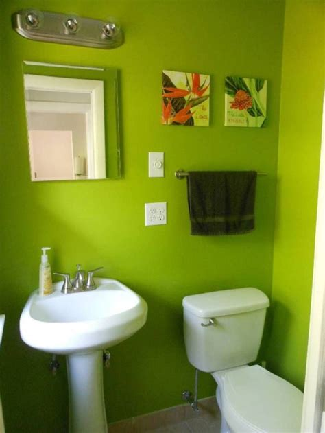 green bathroom decorating ideas 17 best ideas about lime green bathrooms on pinterest