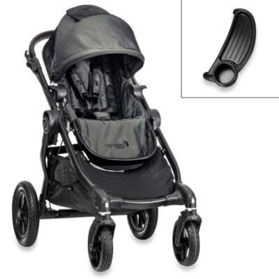 baby jogger city select wanne stroller option baby jogger 174 city select 174 deluxe single