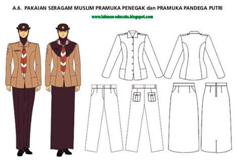 Seragam Pramuka Seragam Sekolah Baju Penegak Pi No 18 baju seragam sma sekolah muslim newhairstylesformen2014