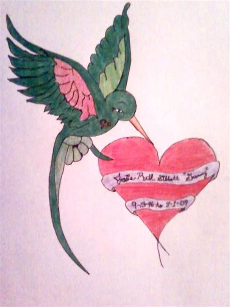 the design next hummingbird tattoo idea