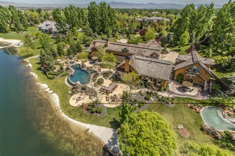 luxury homes in boise idaho eagle idaho luxury homes