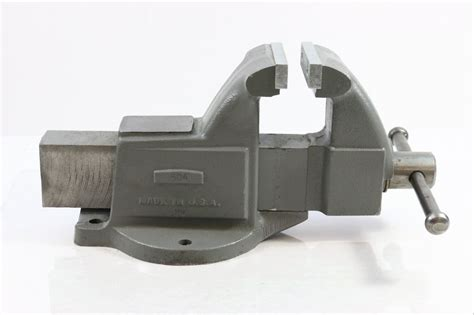 wilton bench vice wilton columbian 10103m deep throat machinist bench vise