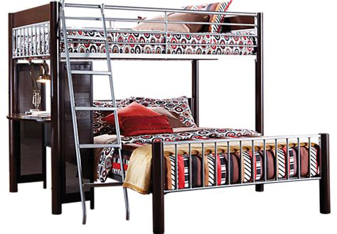 rooms to go full bed dorm room twin full loft bed twin beds