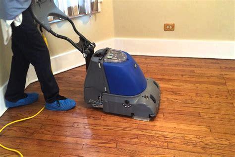 clean laminate flooring june