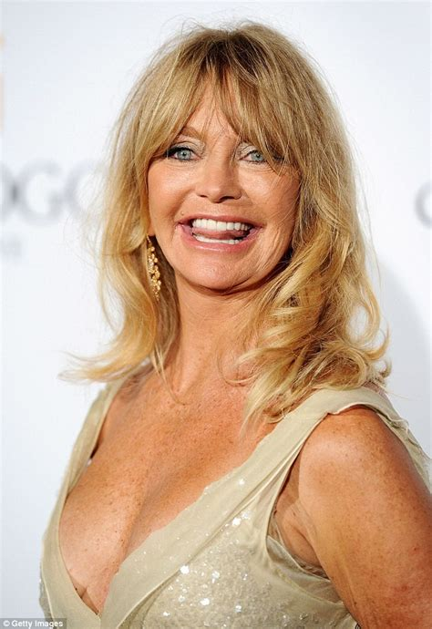 goldie hawn is how old kurt russell says he and goldie hawn got frisky while