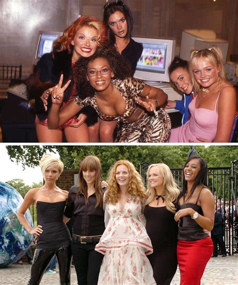 Spice To Reunite by Bunton Wants Beckham To Be Posh Spice Now