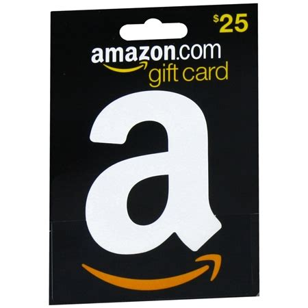 Amazon Gift Card Locations - amazon com 25 gift card walgreens