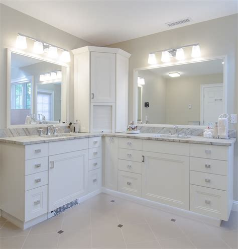 White Master Bathrooms by White Bathrooms Kitchens