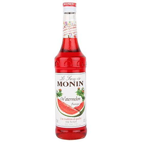 Monin Syrup Mojito Mint 700 Ml Cafe Coffee Original Syrup Monin Watermelon Syrup 700ml