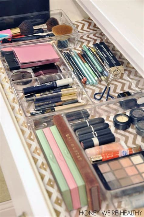 Organizing Makeup Drawers by Best 25 Makeup Drawer Organization Ideas On
