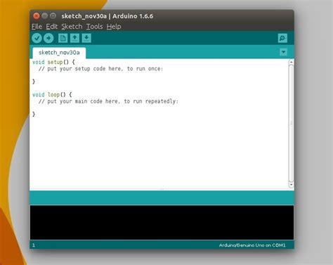 tutorial arduino ubuntu how to install the latest arduino ide 1 6 6 in ubuntu