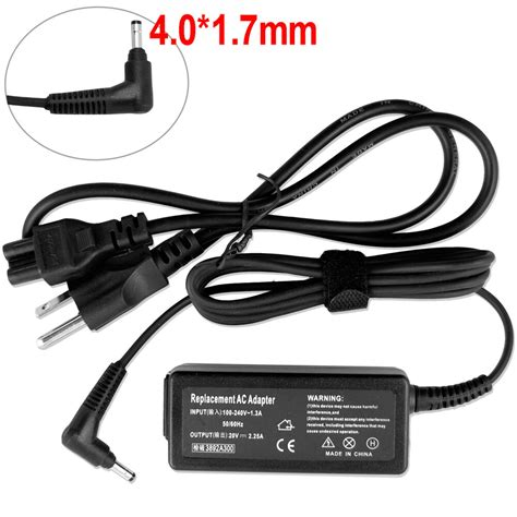 ac adapter charger power cord  lenovo