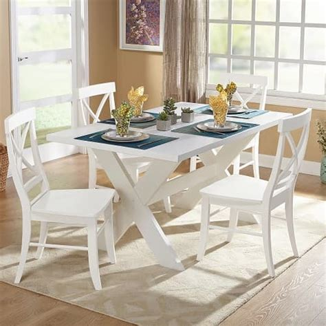 10 adorable white dining room sets for sale for home