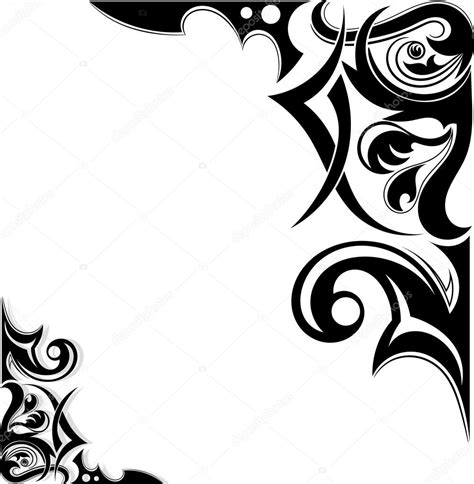 tattoo tribal wings designs vector graphic tribal wings stock vector 169 lapotnik