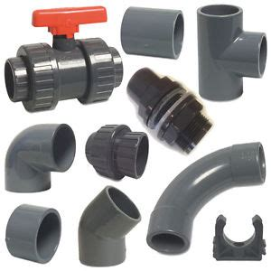 Valve Pvc 3 4 G Fish pvc metric solvent weld pressure pipe fittings 20mm to