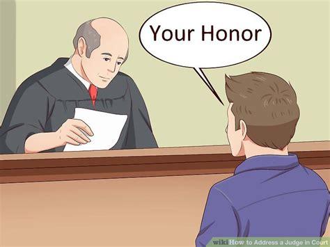 drakorindo judge vs judge 3 ways to address a judge in court wikihow