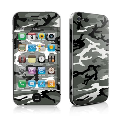 Skin Your Iphone With Decalgirl by Iphone 4 Skin Camo By Camo Decalgirl
