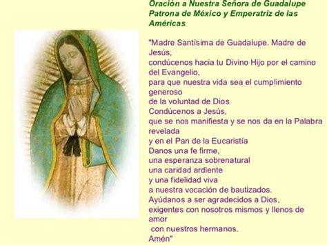 imagenes virgen de guadalupe con oracion frases para el 8 de diciembre dia de la virgen con