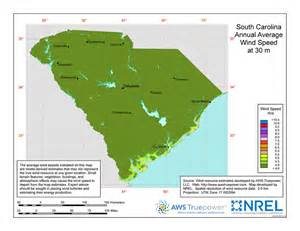 south carolina wind resources version open energy