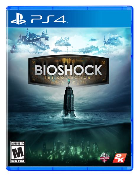 Kaset Ps4 Bioshock The Collection bioshock the collection ps4 xbox one pc upd