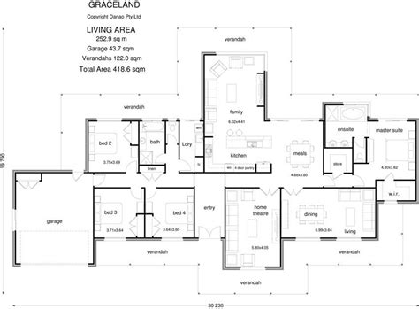 floor plan of graceland graceland mudgee builders lynch building group