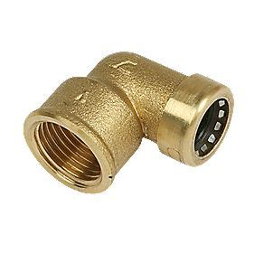 Tectite Plumbing Fittings by Tectite Sprint 15mm X 189 Quot Copper
