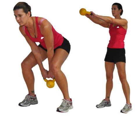 kettlebell swing abs kettle bell exercises for beginners