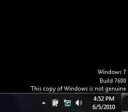 wallpaper for not genuine windows 7 cara mengatasi windows is not genuine dengan removewat 2 2