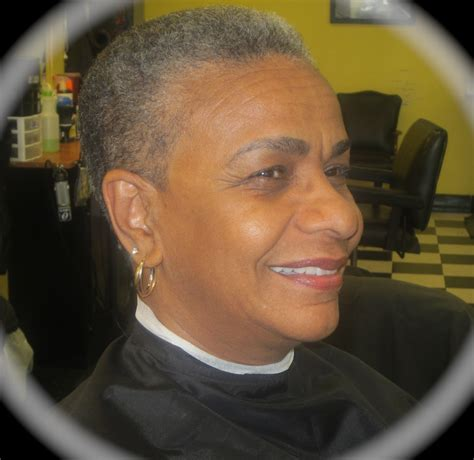 haircuts on women at barbershops barber shop haircuts black women