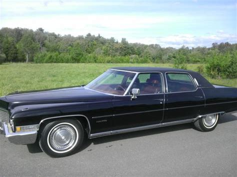 1972 cadillac fleetwood brougham purchase used 1972 cadillac fleetwood brougham one owner