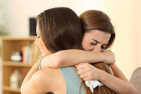 how to give a comforting hug death of a loved one can i stay sober anaheim lighthouse
