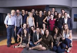 cuantos capitulos tiene sila telemundo kicks off productio of new original series la fan