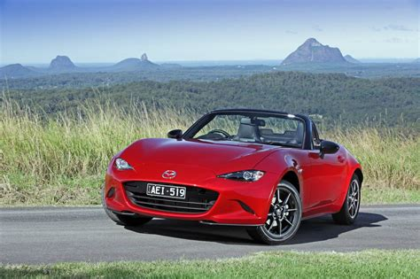australia mazda fourth generation mazda mx 5 arrives in australia