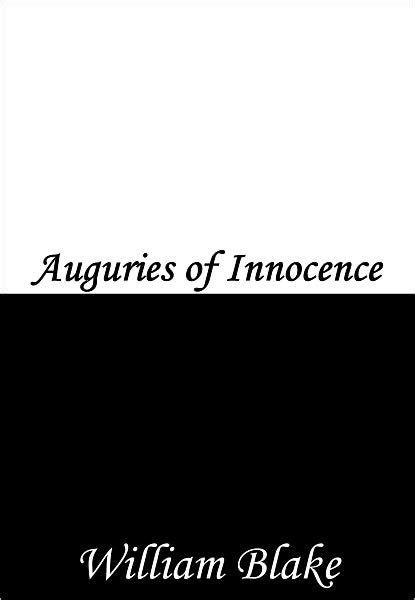 libro auguries of innocence auguries of innocence by william blake nook book ebook barnes noble 174