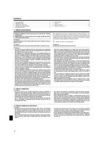 Mitsubishi Mini Split Owners Manual Installation Manual For Mitsubishi Mr Slim Review Ebooks