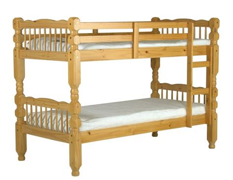 Chunky Bunk Beds Trieste Chunky Bunk Bed Bunk Bed Frames Furn On