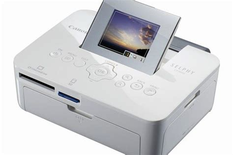 Printer Canon Selphy Cp1000 printer canon selphy cp1000 is designed for photo printing