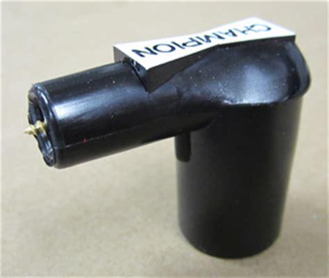 spark cap non resistor 345 10 series chion spark caps