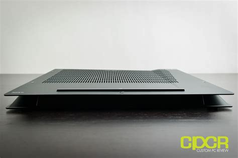 review nzxt cryo x60 notebook cooler custom pc review