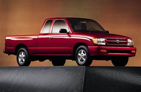 toyota tacoma trd prerunner new car review: toyota tacoma