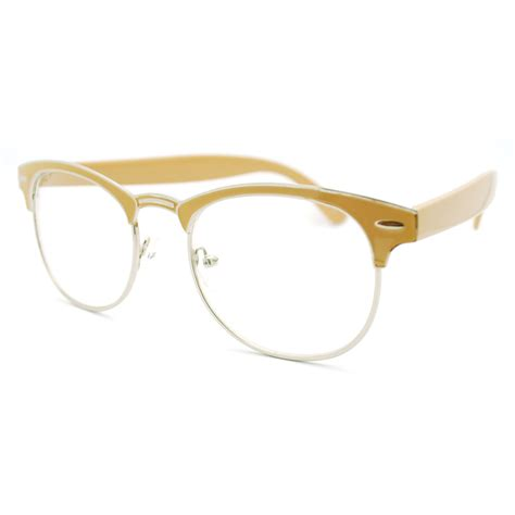 half wayfarer prescription glasses gallo