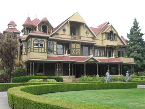 the winchester mystery house colorpatterndesign