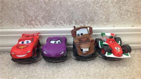 Cars Figure 14pc Disney Pixar Figure Toys Mobil Mainan disney infinity cars figures by prince5s on deviantart